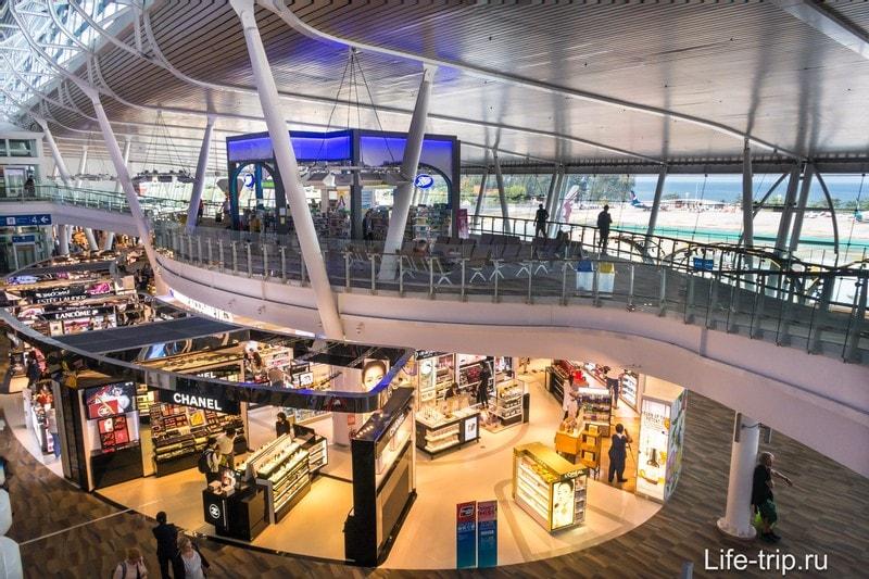 Аэропорт Пхукета - онлайн табло вылета и прилета и как добраться до отеля