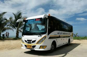 Автобус до Патонга и Каты
