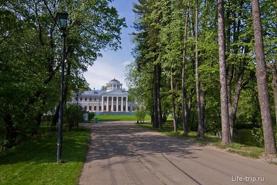 Музей усадьба Остафьево