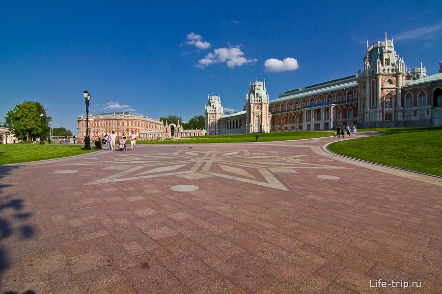 Музей усадьба Царицыно