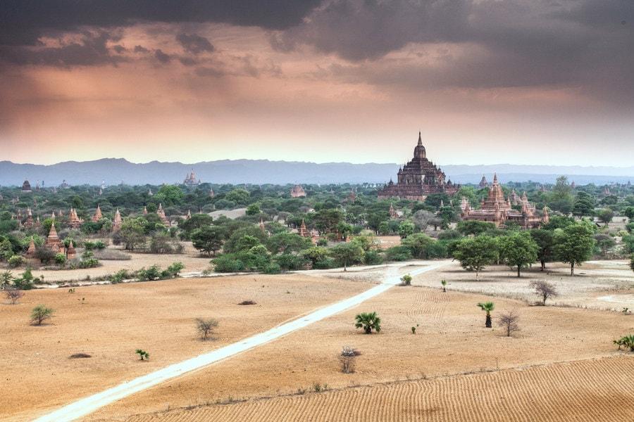Баган, Маньяма (Бирма)