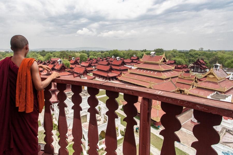 Мандалай, Маньяма (Бирма)