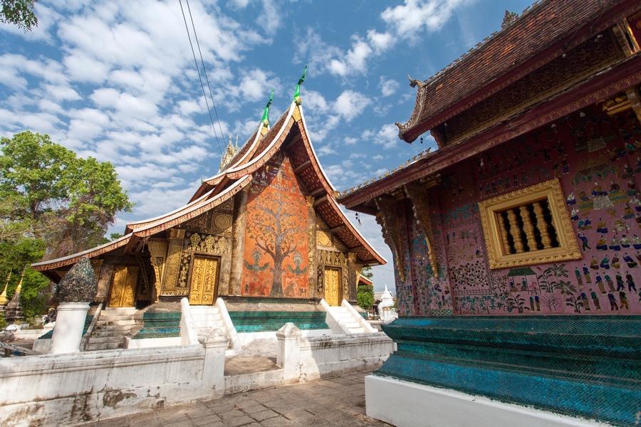 Vat Хieng Тhong, Луанг прабанг, Лаос
