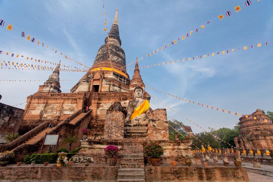 Аютхая, Таиланд