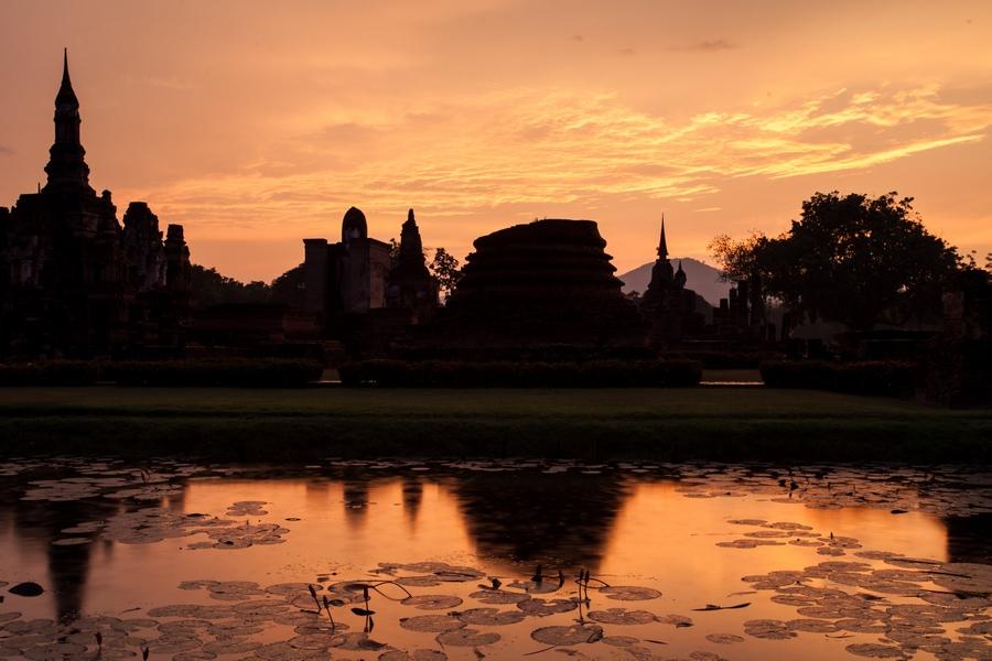 Сукхотай, Таиланд