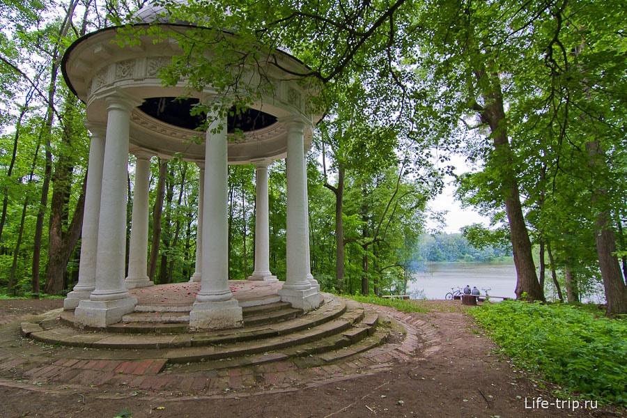 Беседка храм Венеры