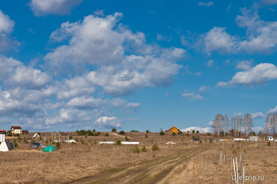Поселение Славное в 2010 году