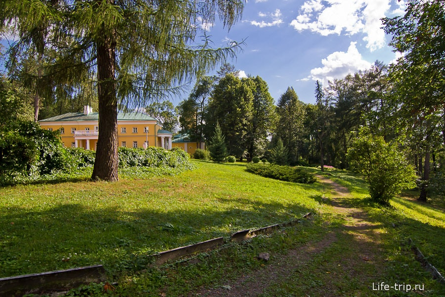 Музей-усадьба Горки