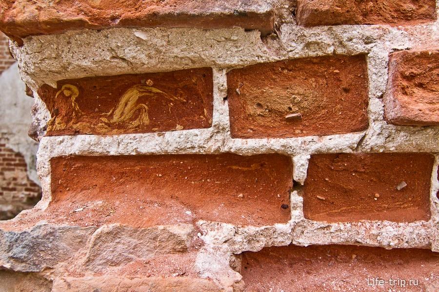 Кирпич буквально вымывается из стен