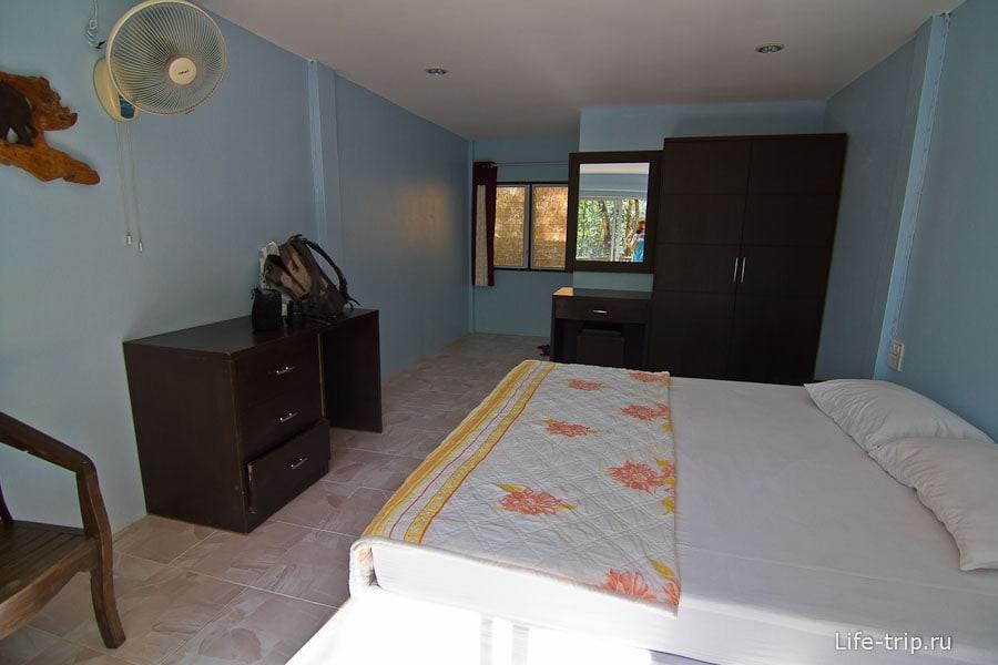 Комнаты по 500 бат