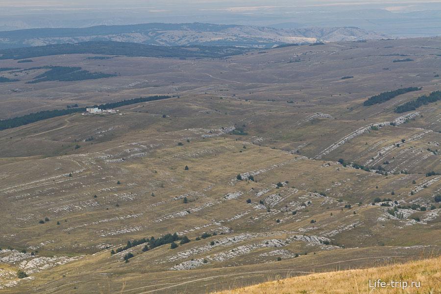 Метеостанция Караби