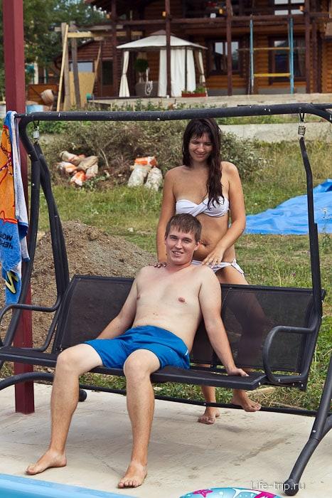 Андрей и Лера