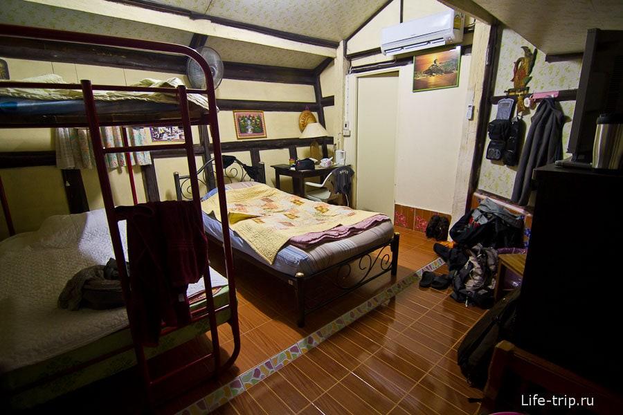 Комната за 450 бат в сутки