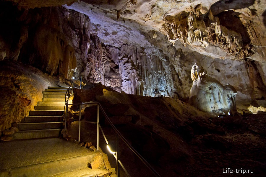 Пещера Эмине Баир Хосар
