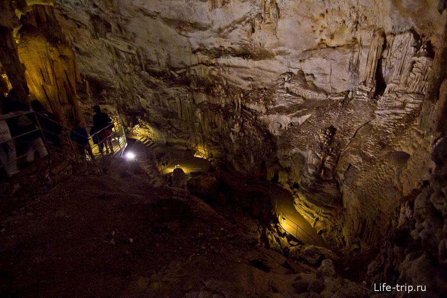 Пещеры Крыма - Эмине Баир Хосар