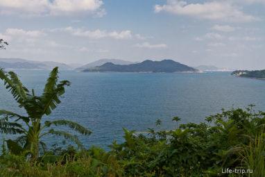 Есть в Гонконге пляжи и места без небоскребов