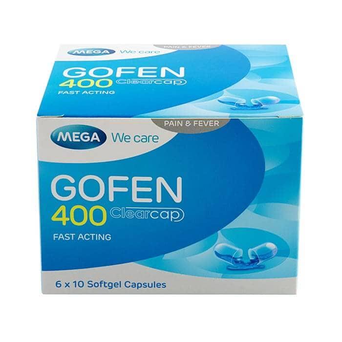 Gofen - обезболивающее