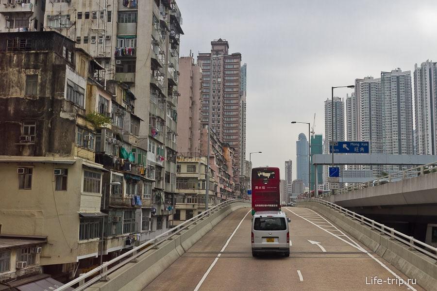 Полуостров Коулун, Гонконг