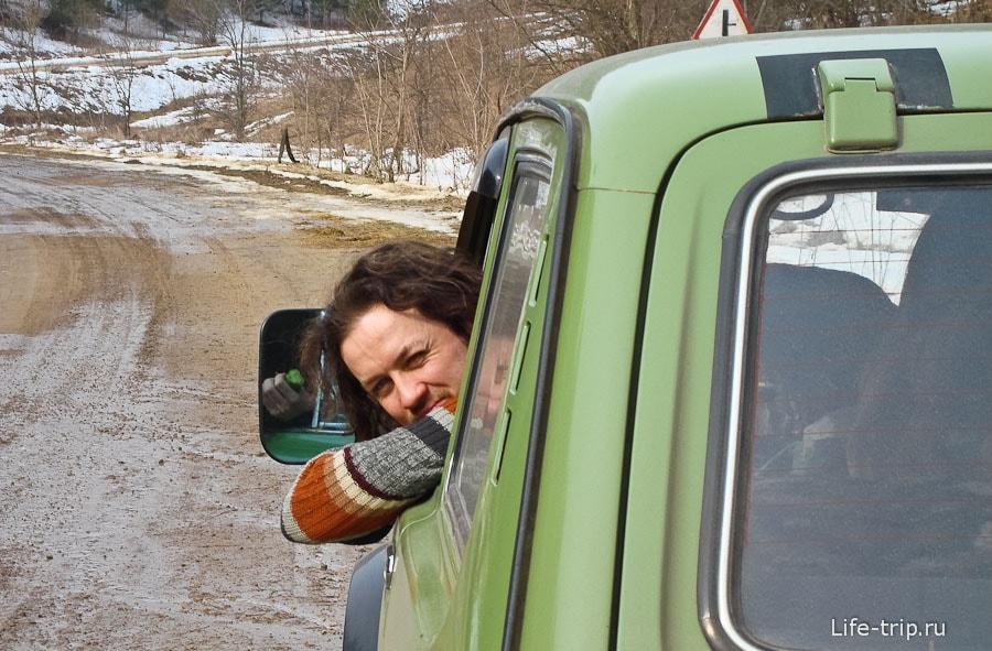 Далекий 2007. Кто найдет на фотке огурец? :)