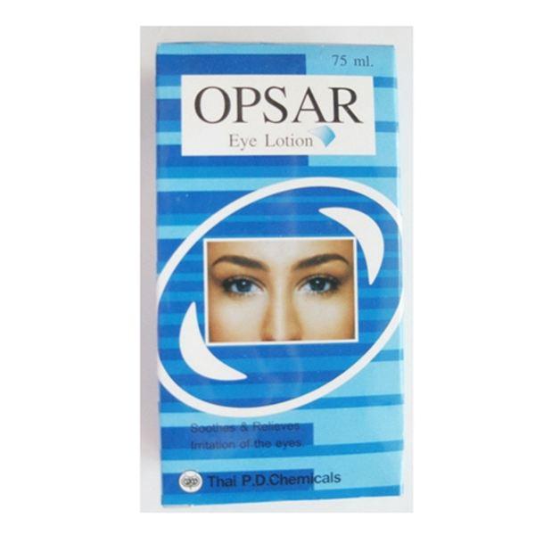 Opsar - капли для глаз, снимают раздражение и усталость, аналог визина
