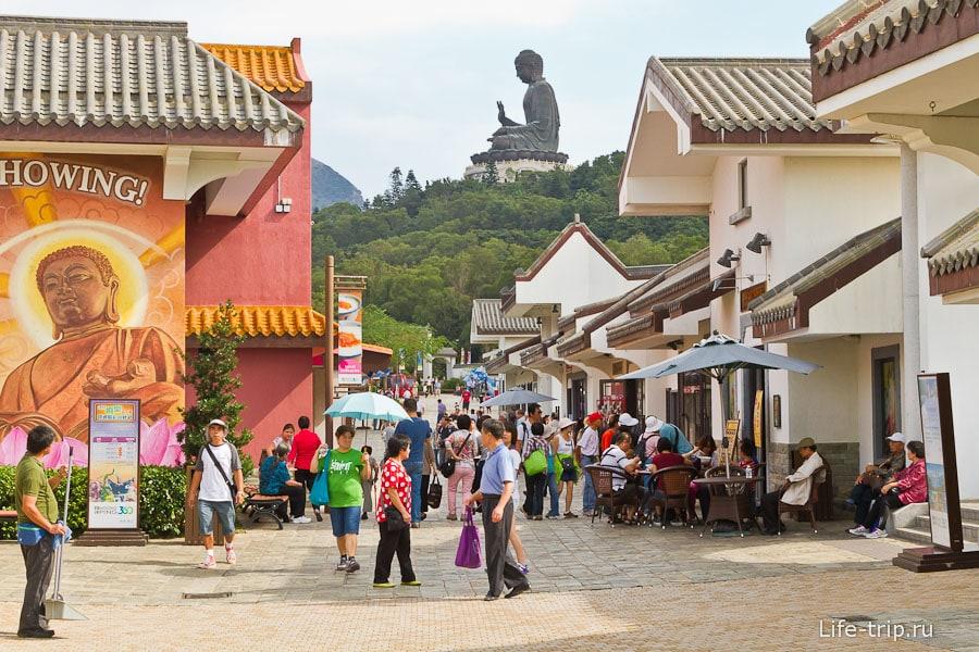 Нгонг Пинг и Большой Будда
