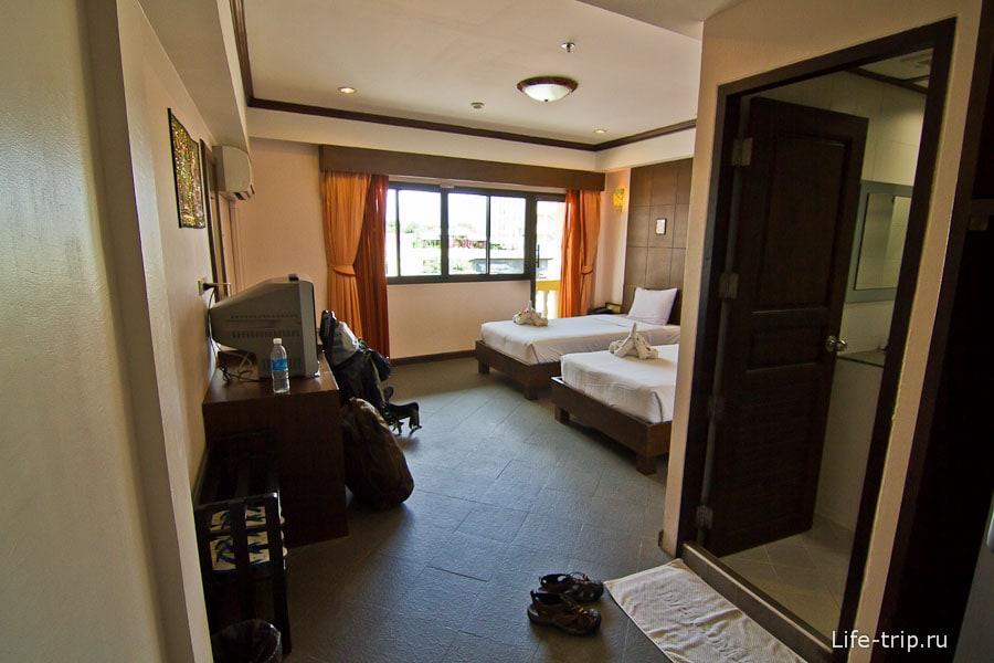 Бюджетный отель Royal Express Hua Hin Hotel