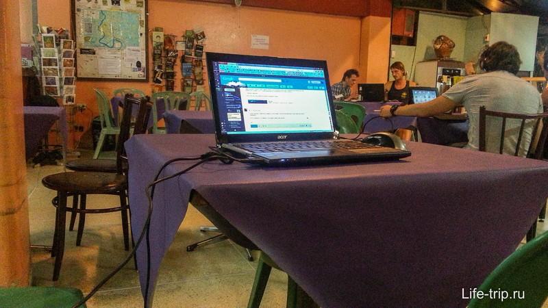 Опыт проживания в ТРЕШ-гестхаусе на Каосане за 170 бат