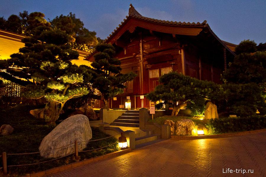 Музей древней китайской архитектуры