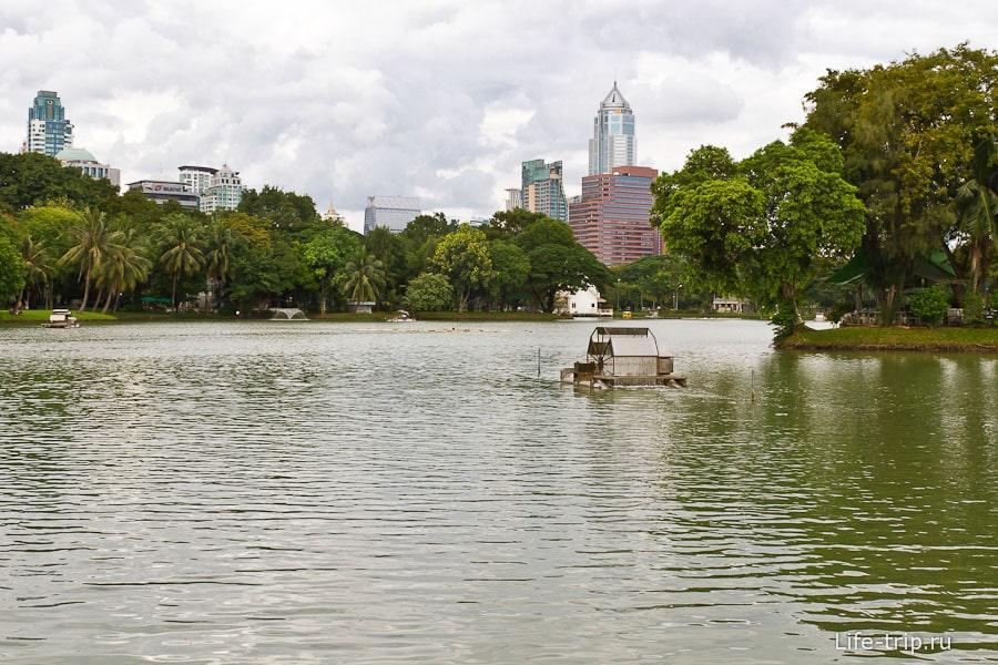 Парк Люмпини в Бангкоке
