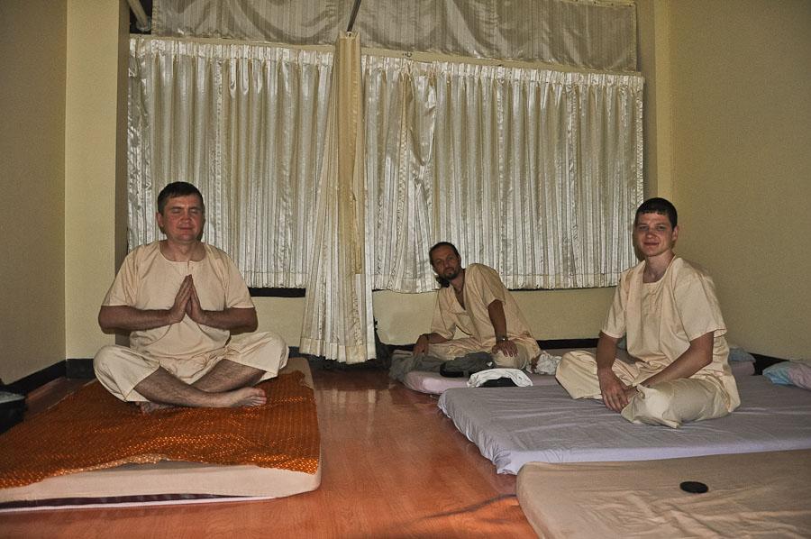 Тайский массаж в Чианг Мае