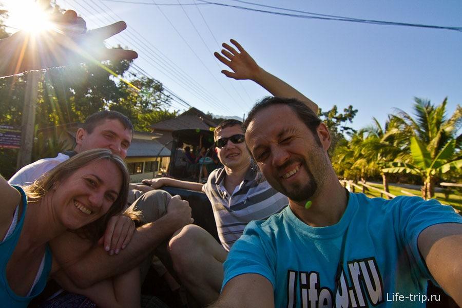 Какова стоимость поездки в Тайланд, если вы путешественник