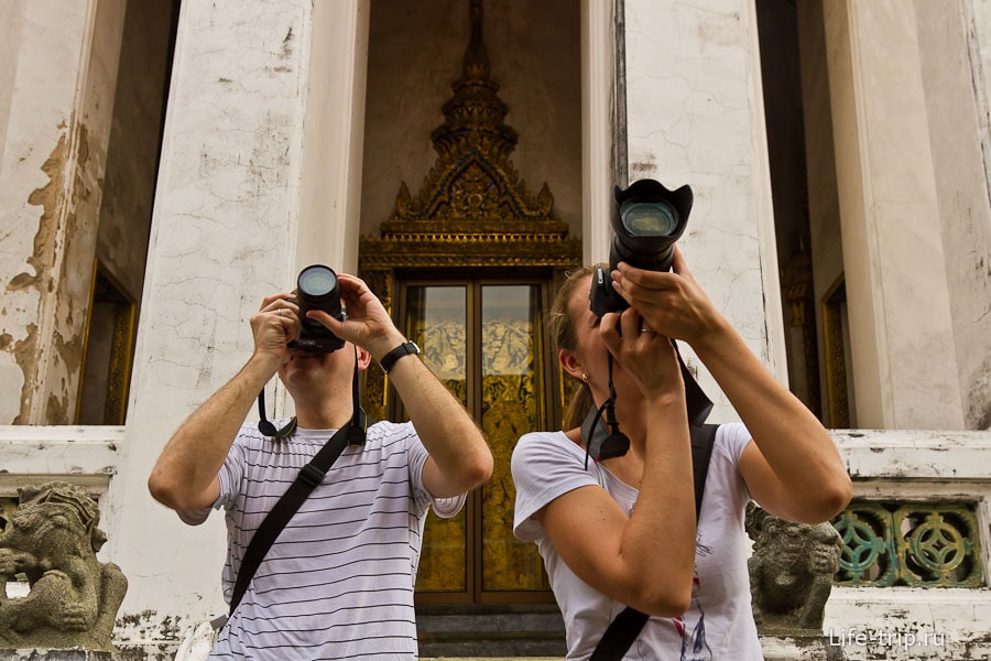 Синхронное фотографирование