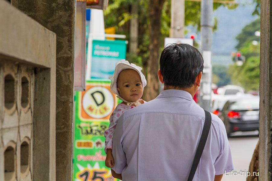 Прогулки по городу Чианг Май