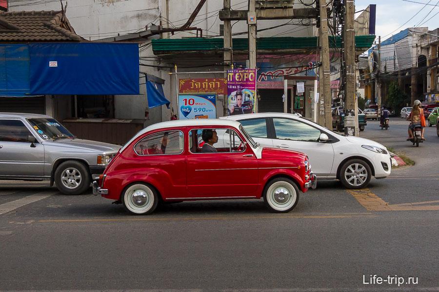 Маленькие машины для маленьких людей
