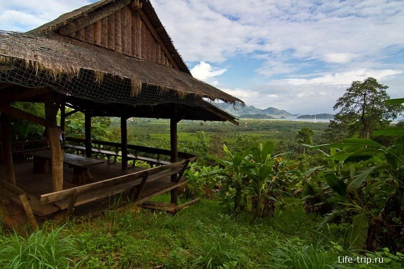 Смотровая площадка около Klong Nung Waterfall