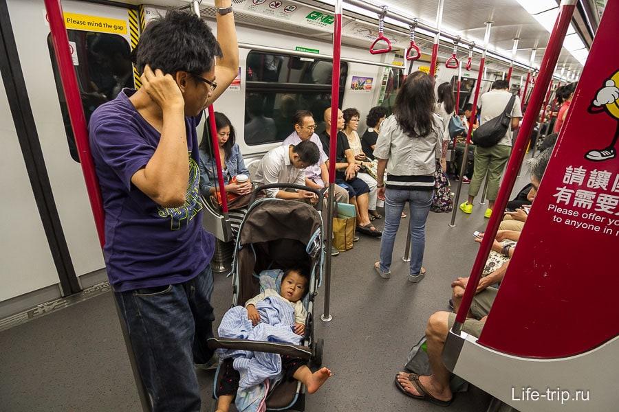 Метро Гонконга (7)