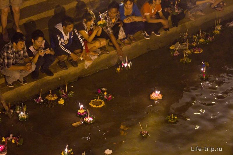 Лой Кратонг и Йипенг фестиваль (27)