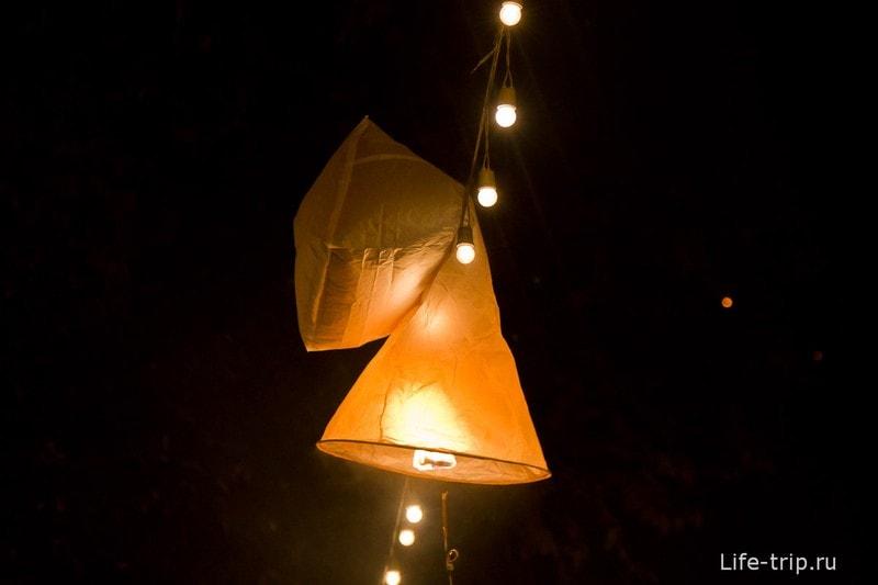 Лой Кратонг и Йипенг фестиваль (24)