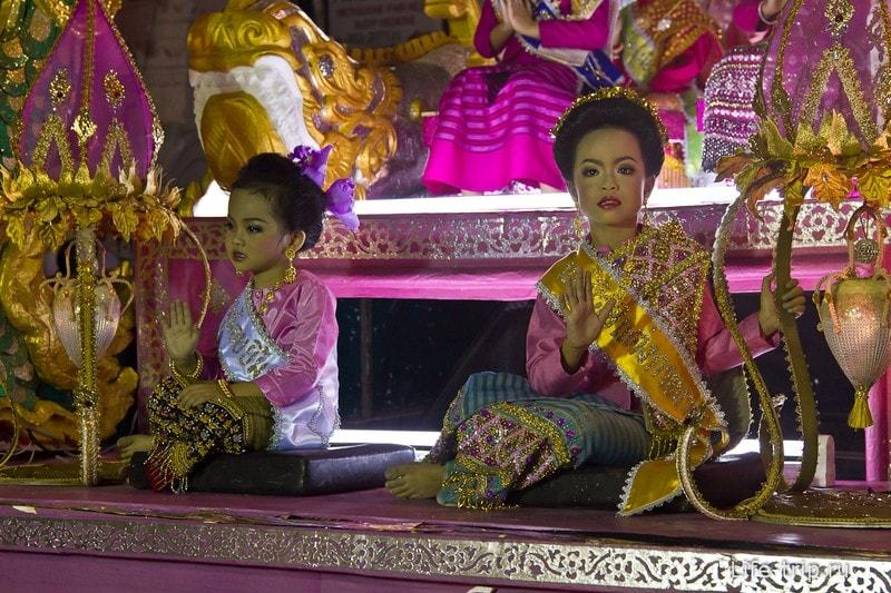Лой Кратонг и Йипенг фестиваль (16)