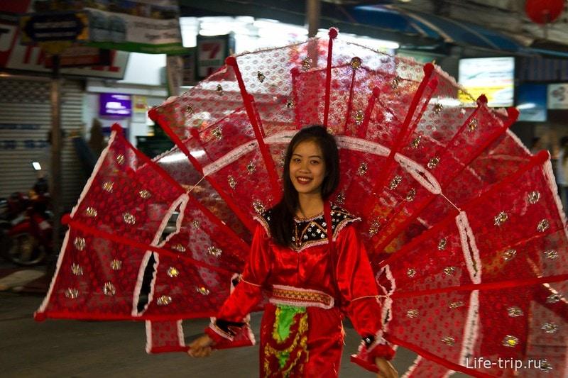 Лой Кратонг и Йипенг фестиваль (15)