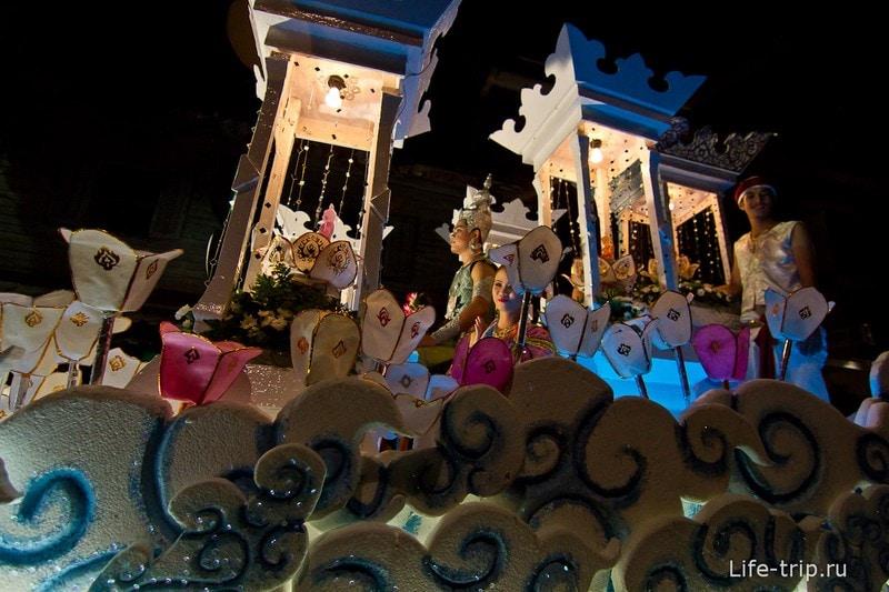 Лой Кратонг и Йипенг фестиваль (9)