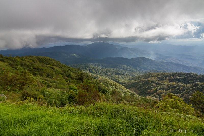 Национальный парк Doi Inthanon (33)