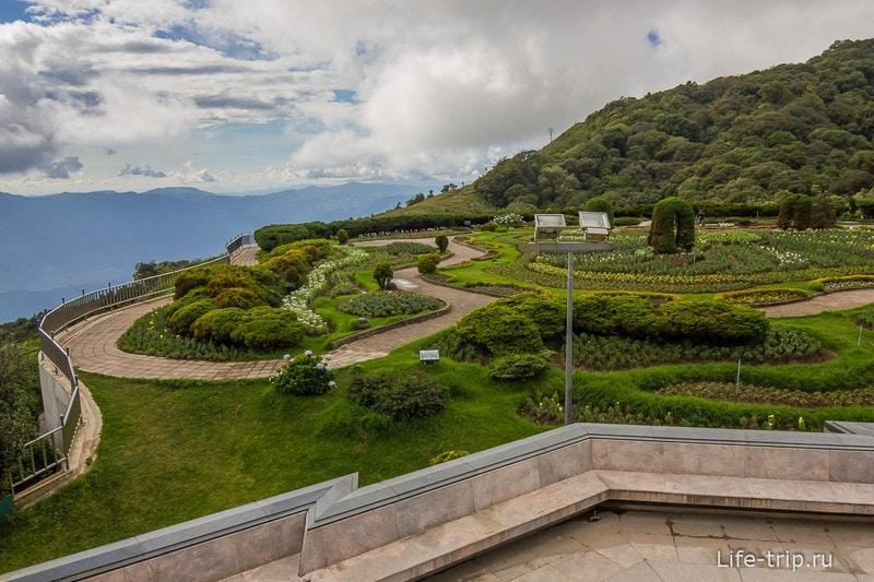 Национальный парк Doi Inthanon (29)