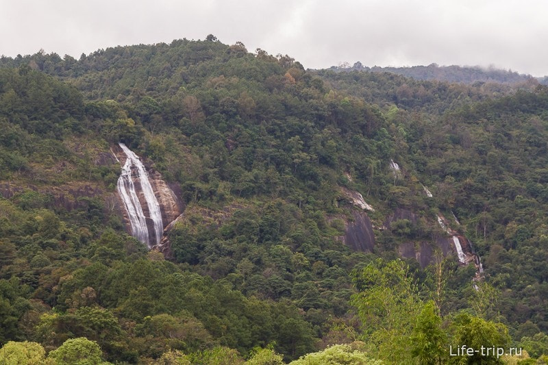 Национальный парк Doi Inthanon (18)
