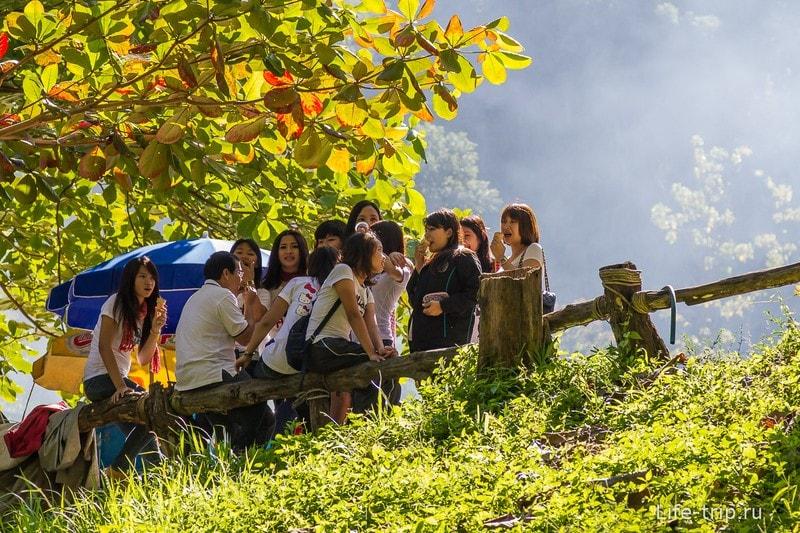 Национальный парк Doi Inthanon (16)