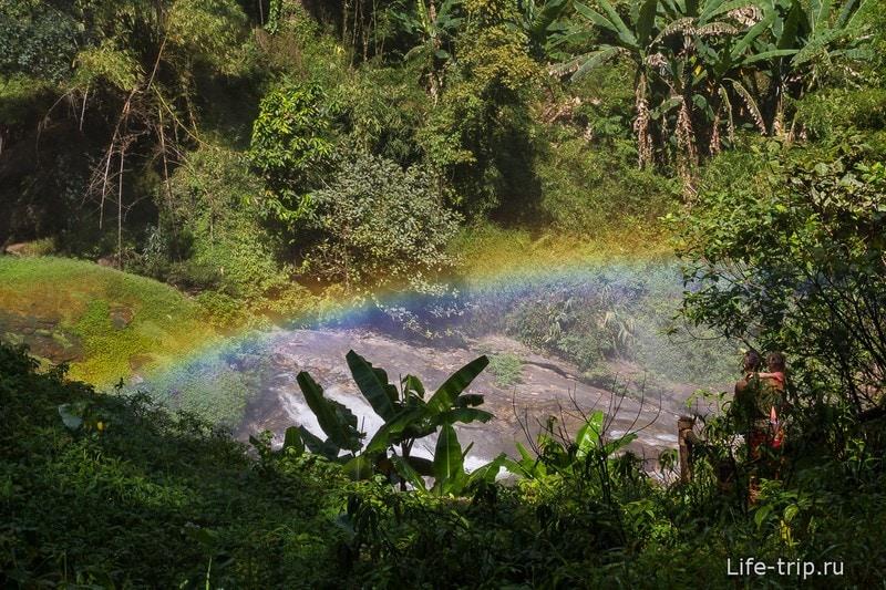 Национальный парк Doi Inthanon (15)