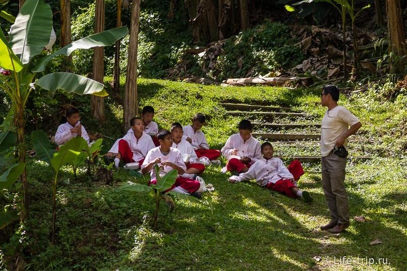 Национальный парк Doi Inthanon (9)