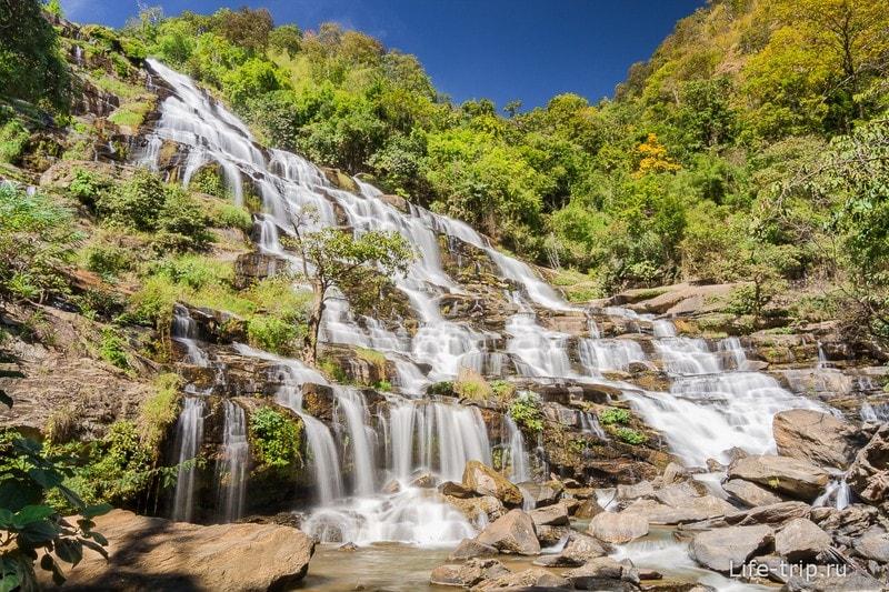 Национальный парк Doi Inthanon (7)