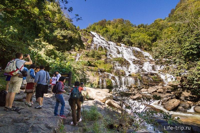Национальный парк Doi Inthanon (5)