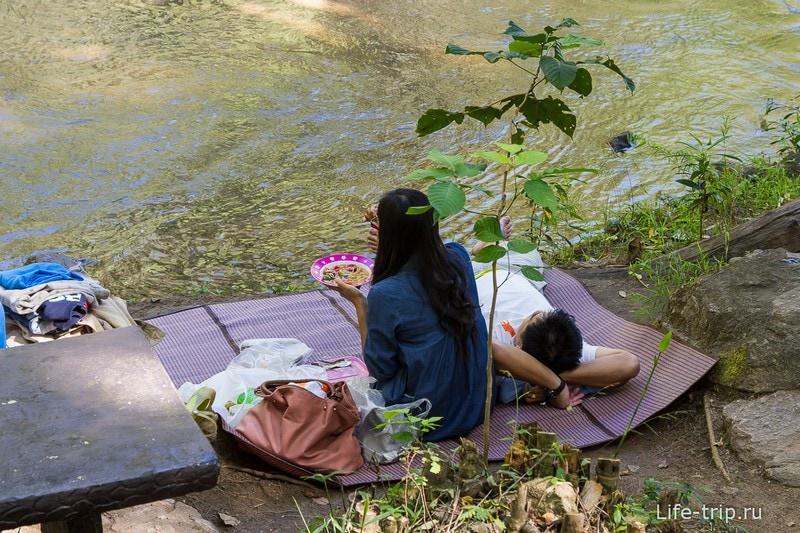 Национальный парк Doi Inthanon (4)